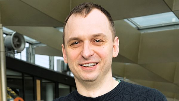 Marek Grynhoff, šéf produktu portálu Heureka.cz