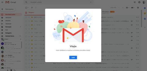 Nový Gmail