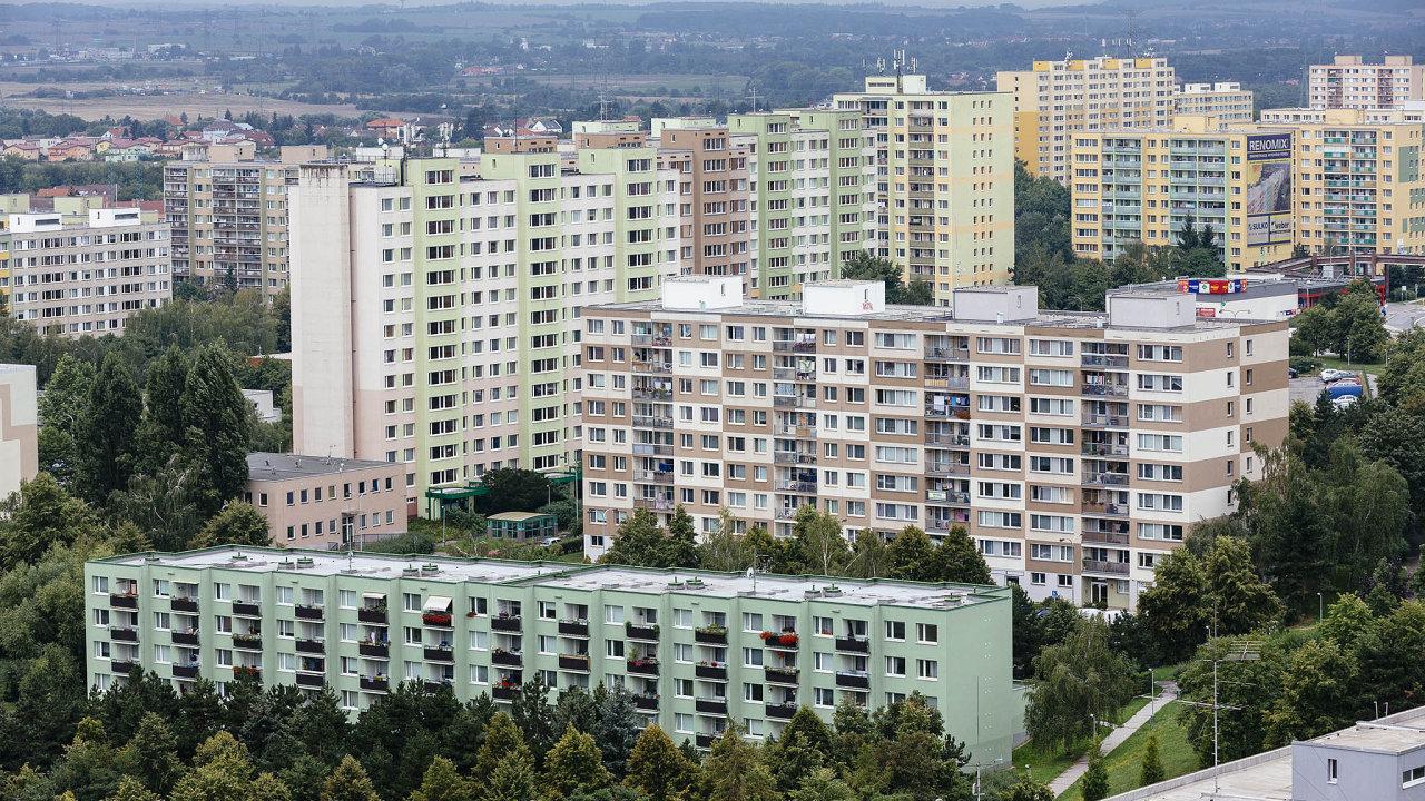 V posledních letech ceny bytů rychle rostou. A týká se to i starších bytů.