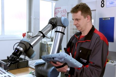 """Personal Agency 4 Robots společnosti AMTECH - """"personální"""" agentura na pronájem robotů"""
