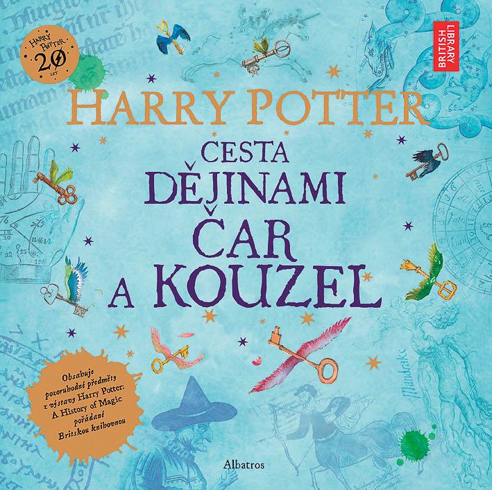 J. K. Rowlingová: Harry Potter – Cesta dějinami čar a kouzel, Albatros Media