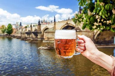 Výroba piva v loňském roce opět mírně stoupla a zvyšuje se také počet pivovarů - Ilustrační foto.