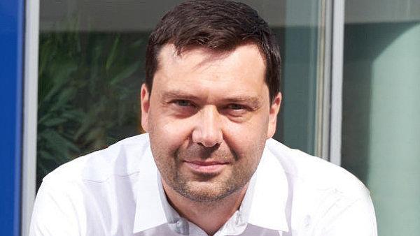 Jan Kovář, obchodní ředitel startupu CleverAnalytics