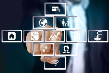 Technologické plány firem v roce 2019, ilustrace