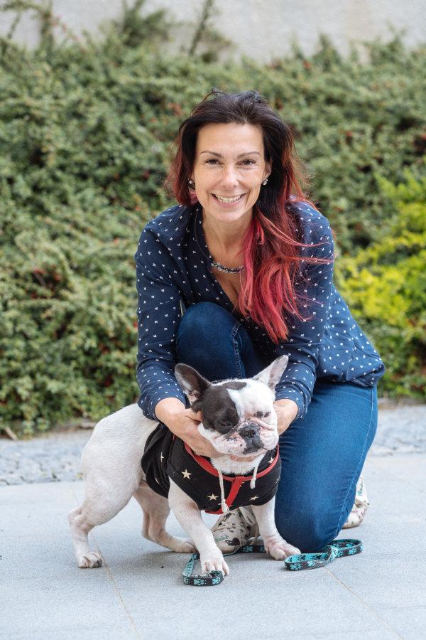Eliška Vafková, zakladatelka psího hospicu Dejte nám šanci a Laskavec za duben 2019