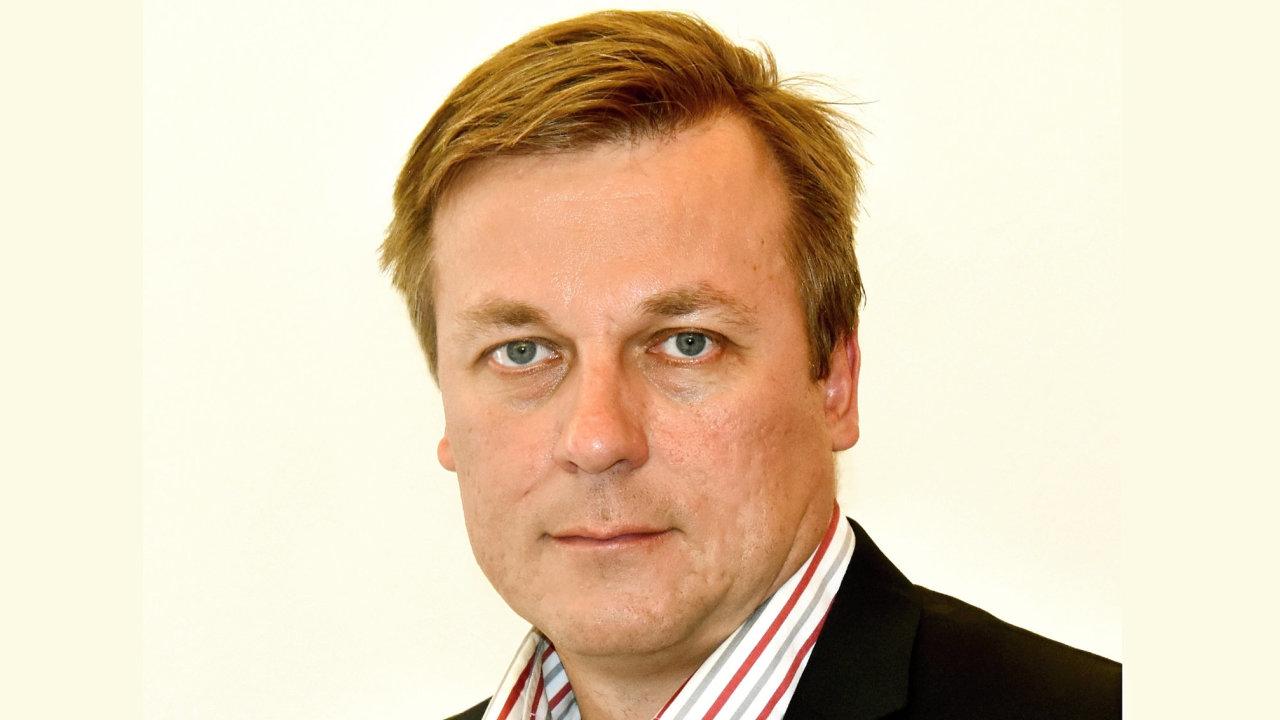 Martin Štrupl, Managing partner skupiny eD system Group