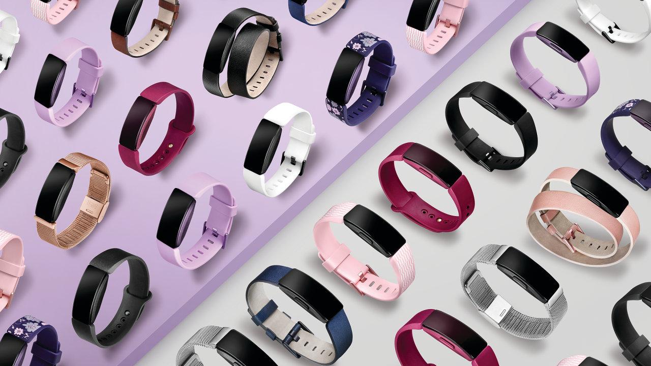 Fitbit Inspire HR je jednoduchý fitness náramek, umí toho ale hodně.