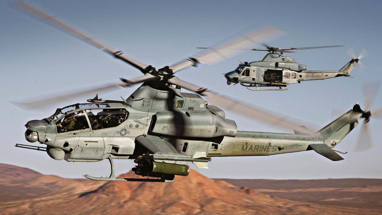 Válečníci zTexasu: Bojové Vipery používá americká námořní pěchota. Jejich výrobce sídlí veFort Worthu vestátě Texas.