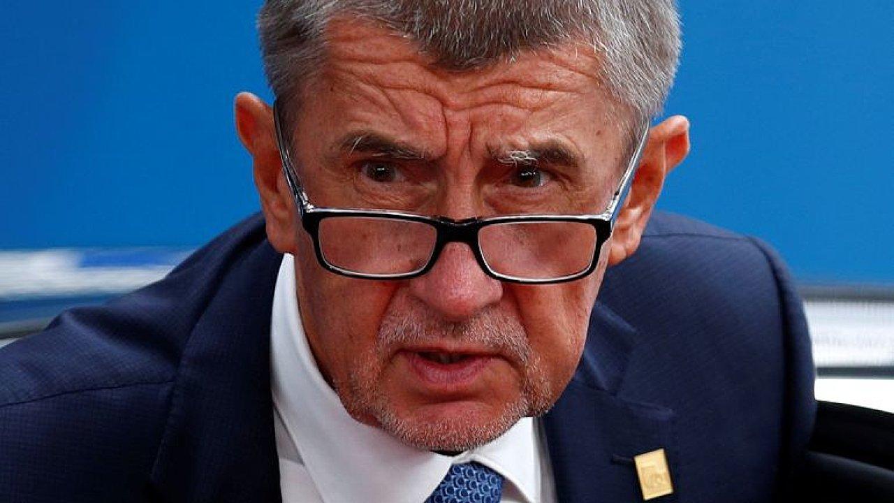 ŽIVĚ: Premiér Andrej Babiš k zastavení stíhání v kauze Čapí hnízdo