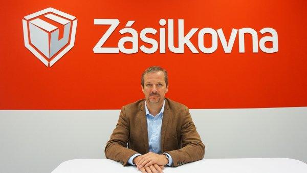 Nový provozní ředitel skupiny Packeta Daniel Mareš