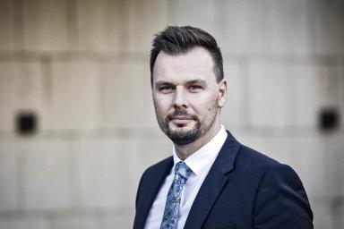 Vládní zmocněnec pro IT Vladimír Dzurilla
