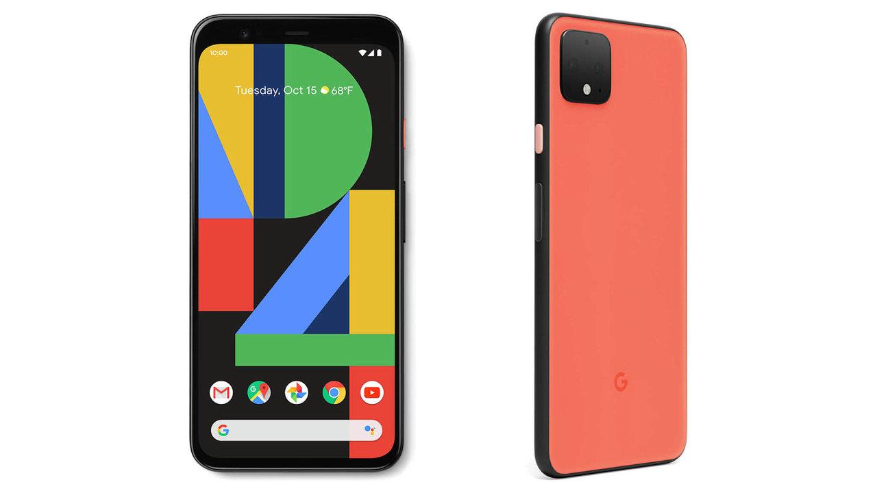 Google začíná prodávat čtvrtou generaci telefonů Pixel.