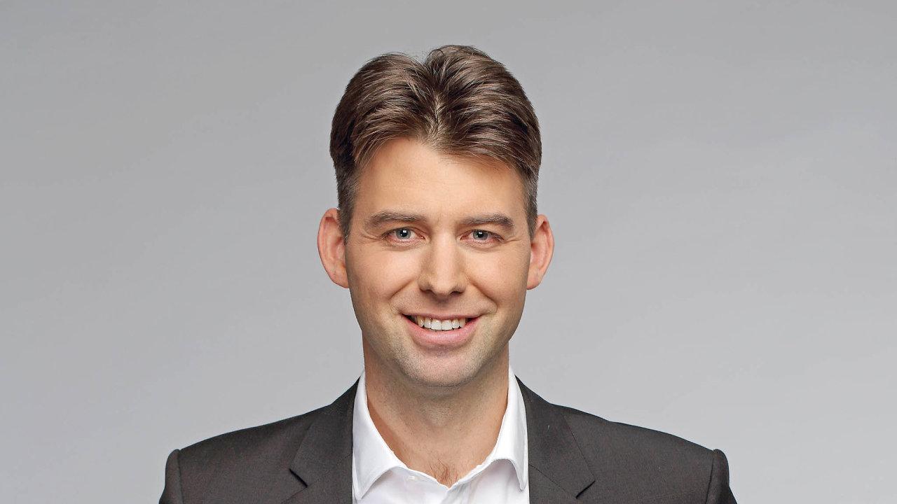 Tomáš Jandík, člen představenstva REICO investiční společnosti ČS