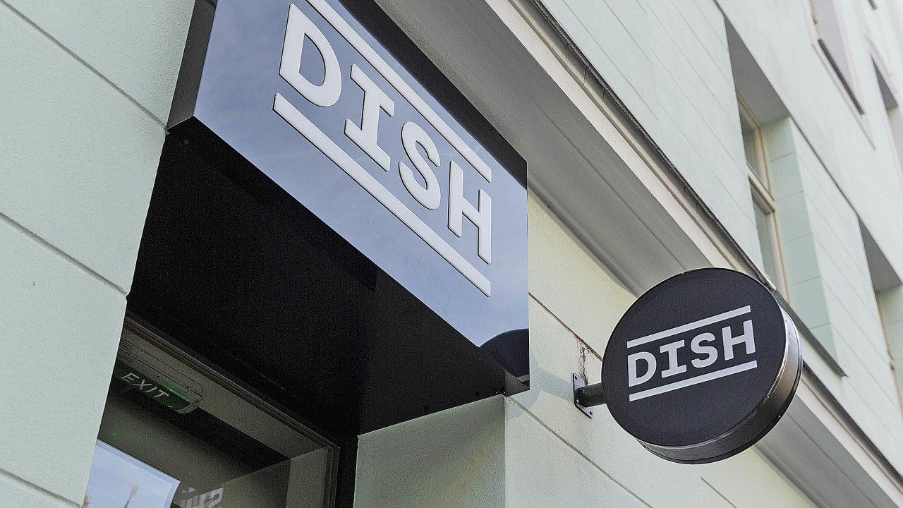 Dish Belgická