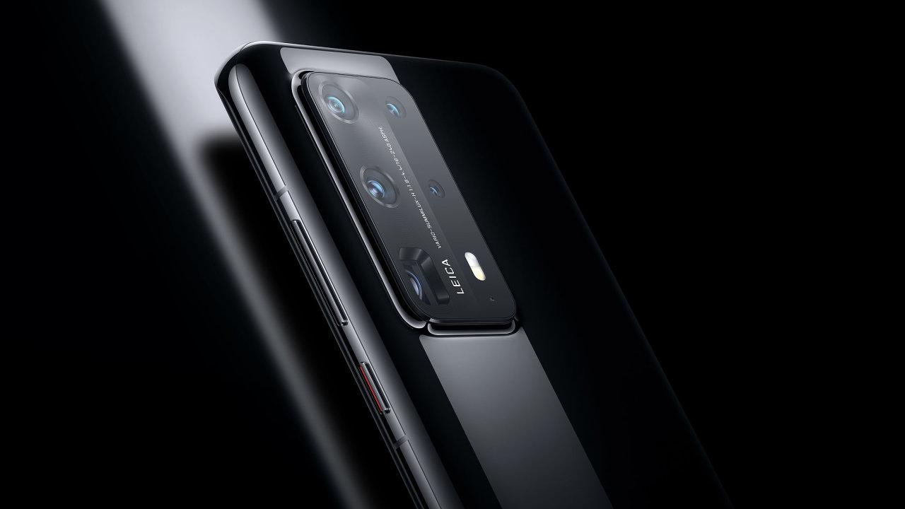 Huawei P40 Pro má rekordní fotoaparát a nos trochu nahoru.