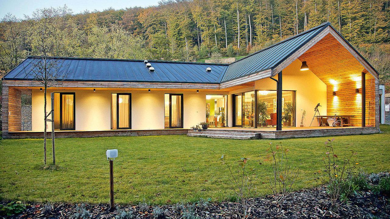 Pasivní dům od toho běžného odlišují technologie a izolace.