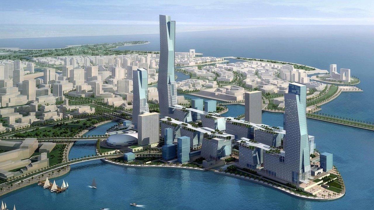 Saúdský korunní princ a následník trůnu Muhammad bin Salmán chce vybudovat v zaostalé oblasti futuristické město a přilákat do něho i cizince ze Západu.