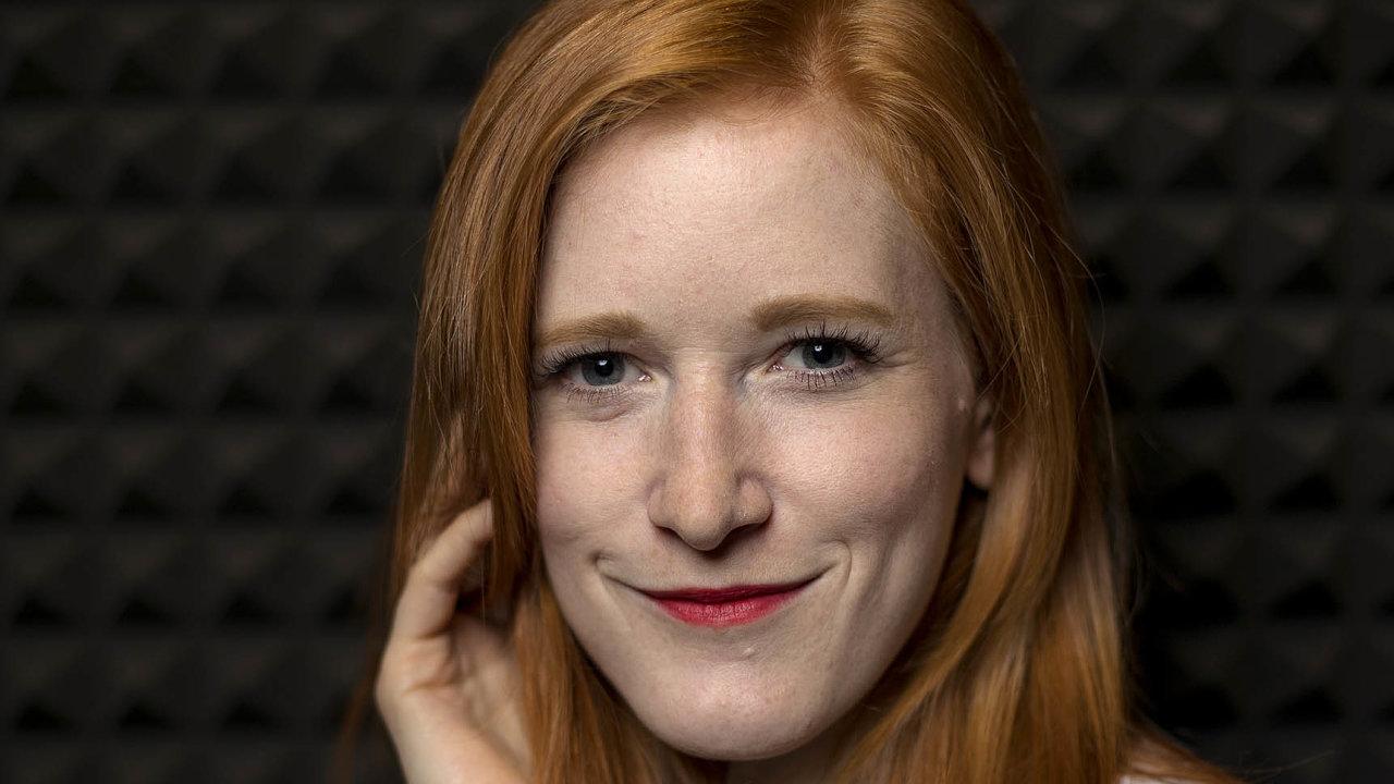 Kateřina Vacková, zakladatelka neziskové organizace Loono a iniciátorka osvětové kampaně #prsakoule.