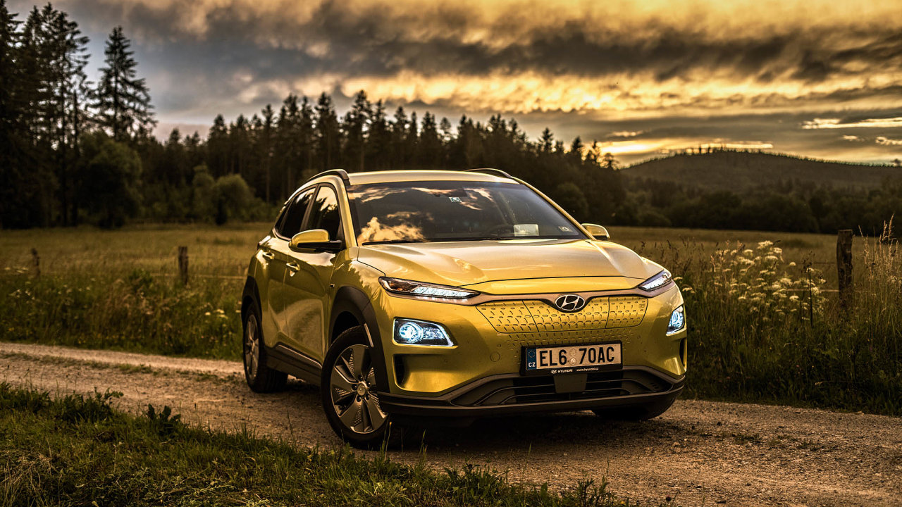 Elektromobil Hyundai Kona Electric
