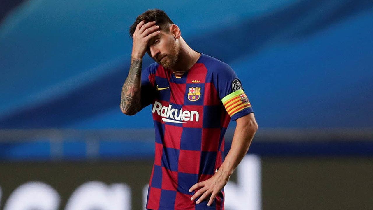 Vpolovině srpna musel Lionel Messi strávit nejtěžší porážku své profesionální kariéry. Ve čtvrtfinále Ligy mistrů, nejprestižnější klubové soutěže světa, dostala Barcelona výprask od Bayernu Mnichov 8:2.
