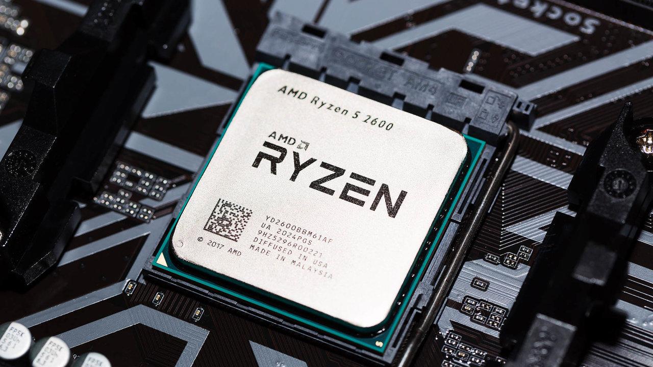 AMD je světovou dvojkou vevýrobě čipů pro osobní počítače.