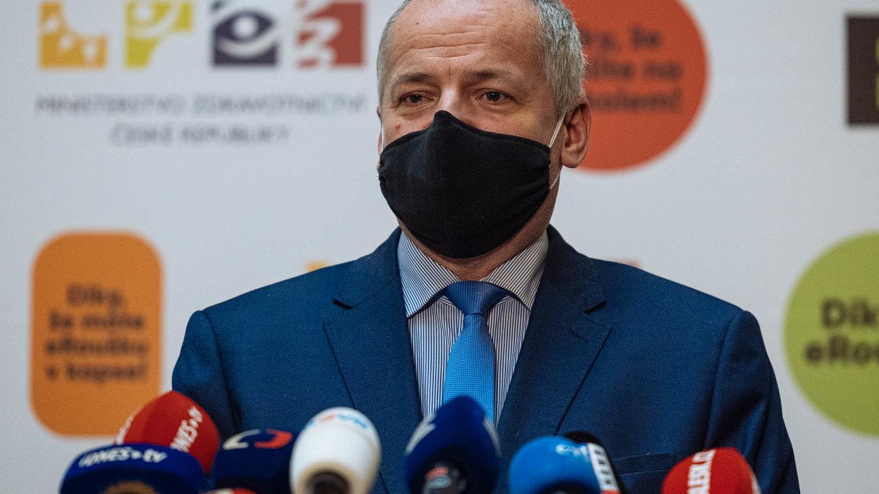 Roman Prymula je devátý ministr, který odejde ve vládě Andreje Babiše (ANO).