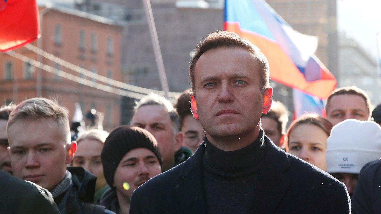 Alexej Navalnyj.