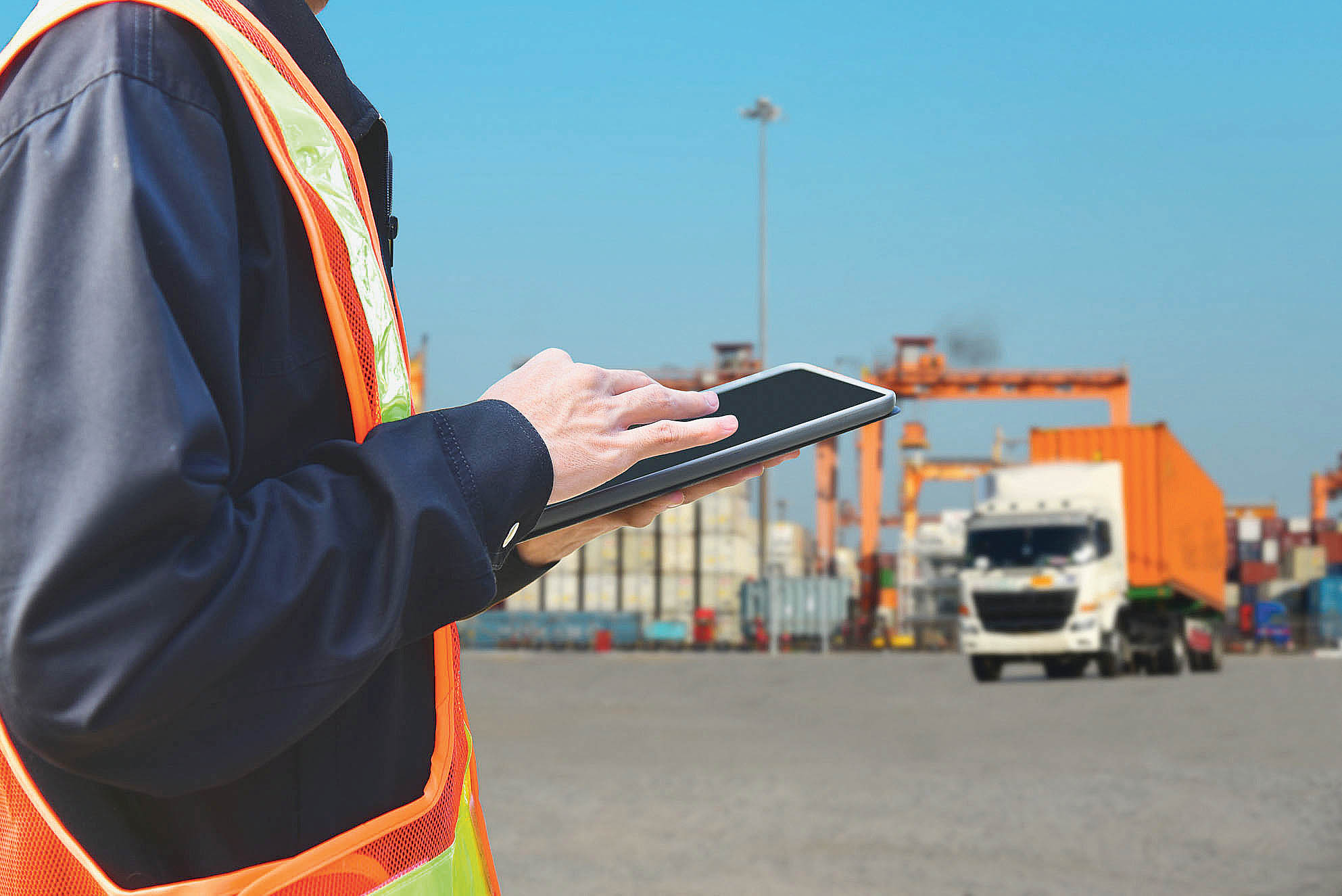 Práce v logistice neztrácí perspektivu