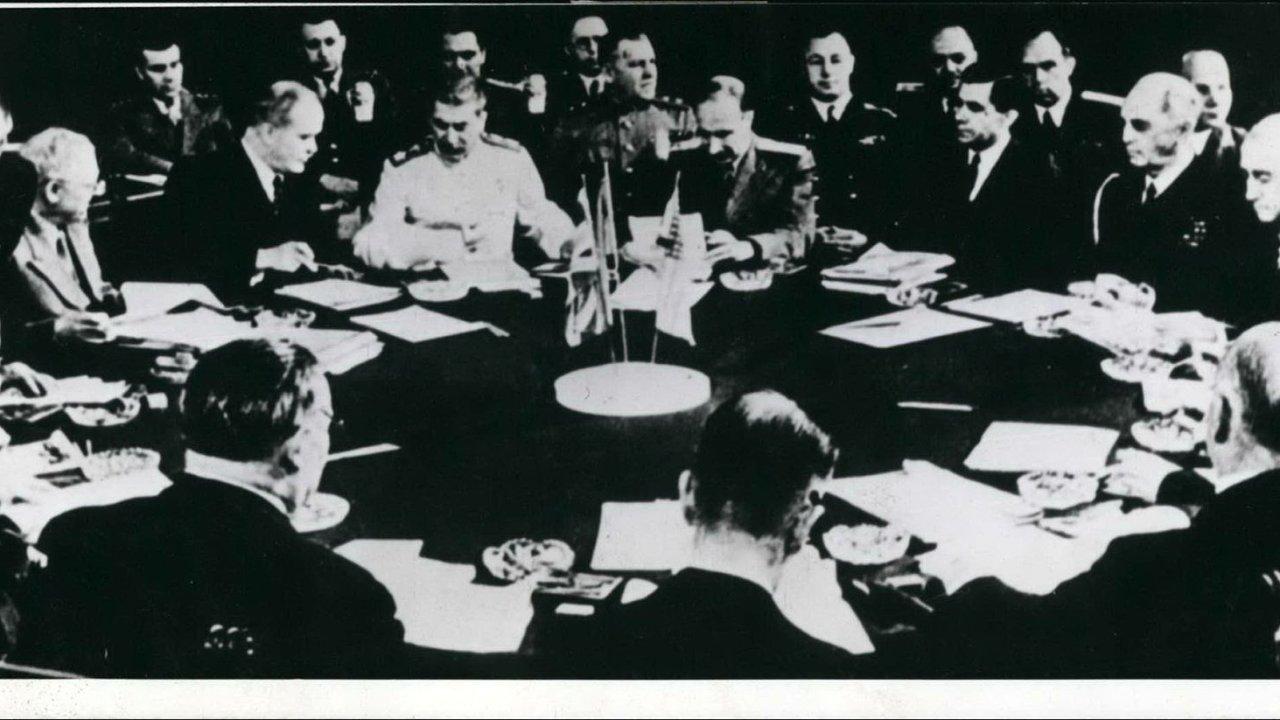 Jalta a Postupim, Postupimská konference