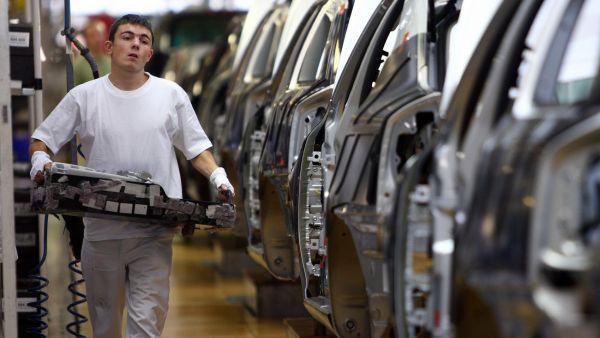 Výroba v mladoboleslavské Škodě Auto