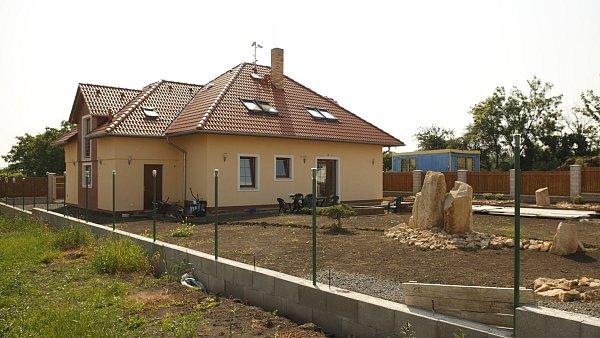 Rodinný dům, ilustrační foto