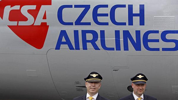 České aerolinie chtějí v novém magazínu informovat hlavně o sobě