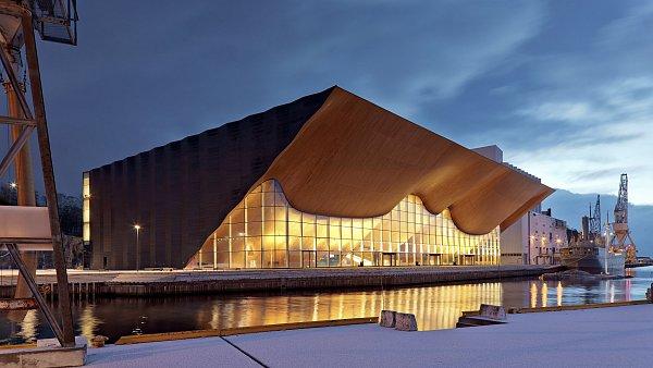 Kulturní centrum Kilden od finského studia ALA Architects