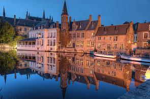 V belgických Bruggách zaplesají srdce všech romantiků