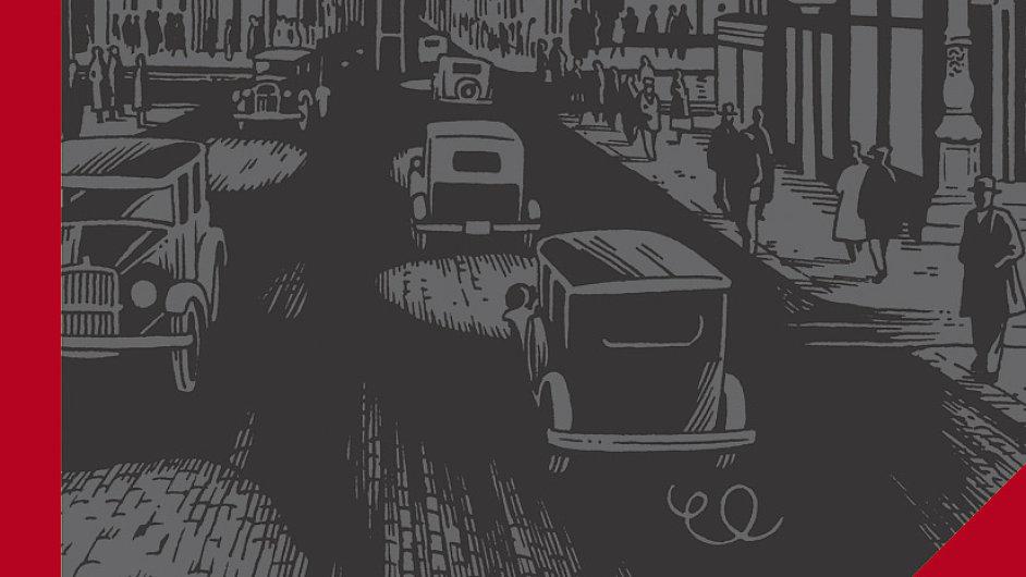 Výbuch Berlína je na dohled v druhém díle Lutesova komiksu