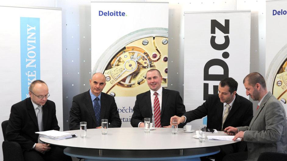 Hosté dalšího dílu HN Byznys Online diskutovali o úspěšnosti daňové reformy.