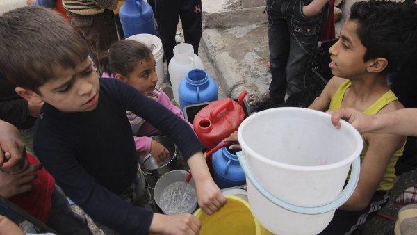 Česko dá stipendium až 20 syrským uprchlíkům. Ilustrační foto