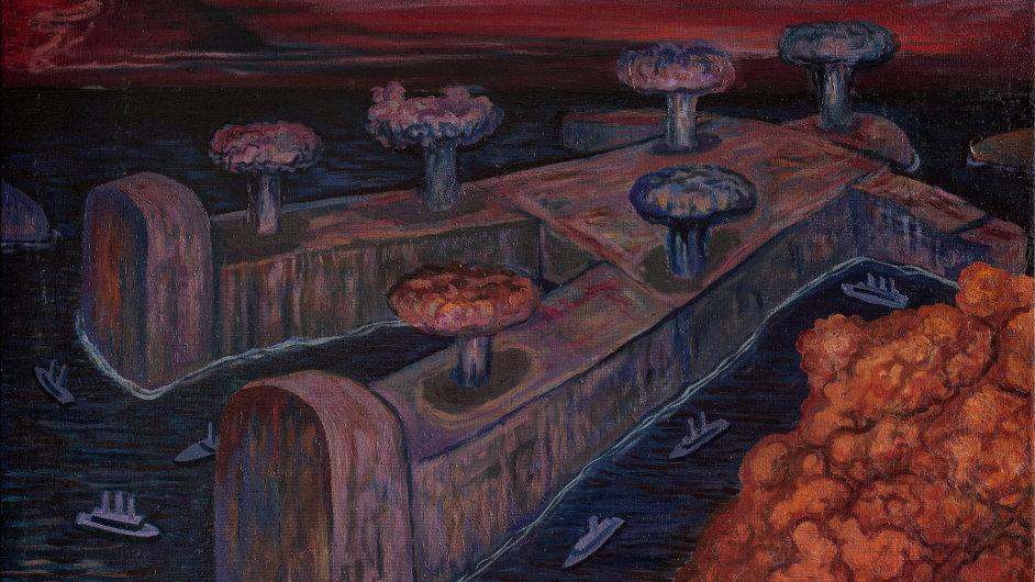 Pokusný atol od Jaroslava Róny