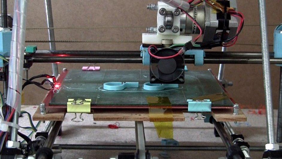 3D tiskárna RepRap