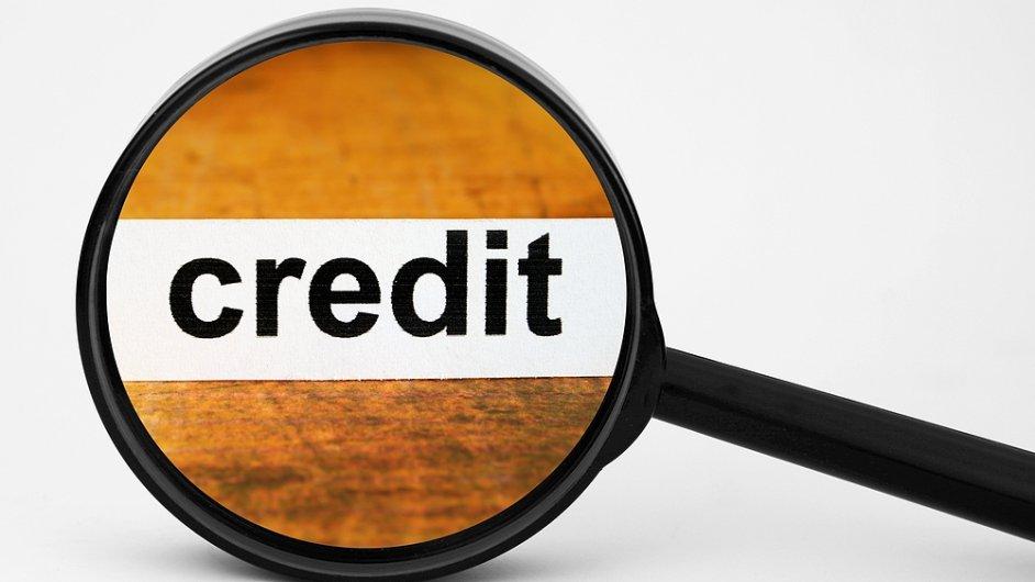 Úvěrový kredit, regist dlužníků. Ilustrační foto