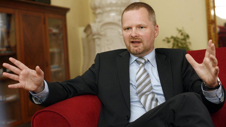 Petr Fiala, někdejší ministr školství