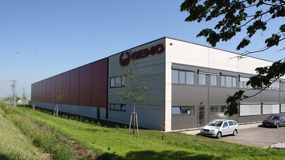 Gemo zahájilo u Olomouce výstavbu nové skladové haly (ilustrační foto)