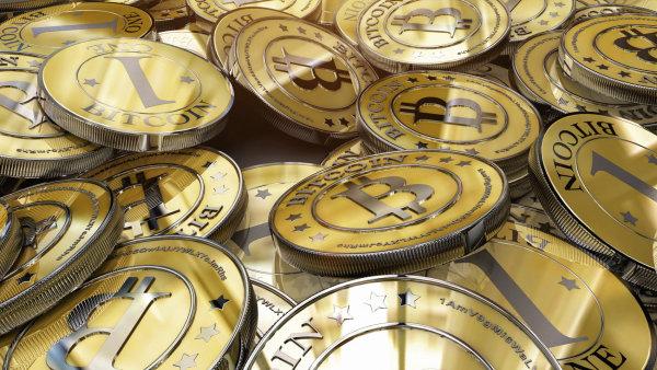 Bitcoin (Ilustra�n� foto)