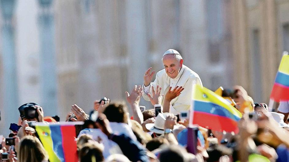 Oblíbený papež