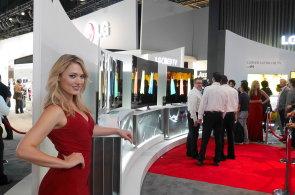 LG na CES slibuje televizní revoluci: Quantum dot místo drahého OLED