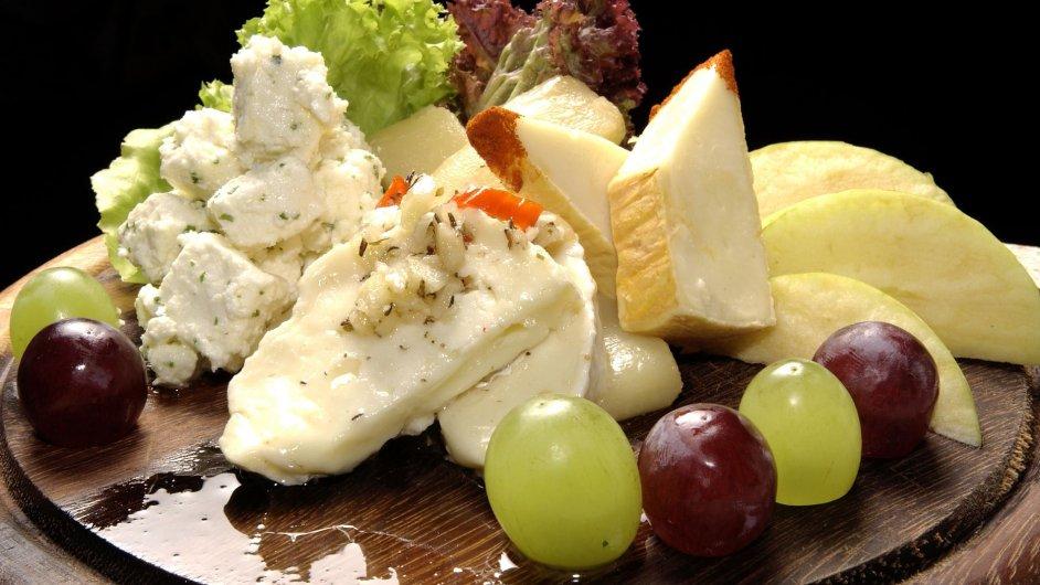 Sýr - ilustrační foto