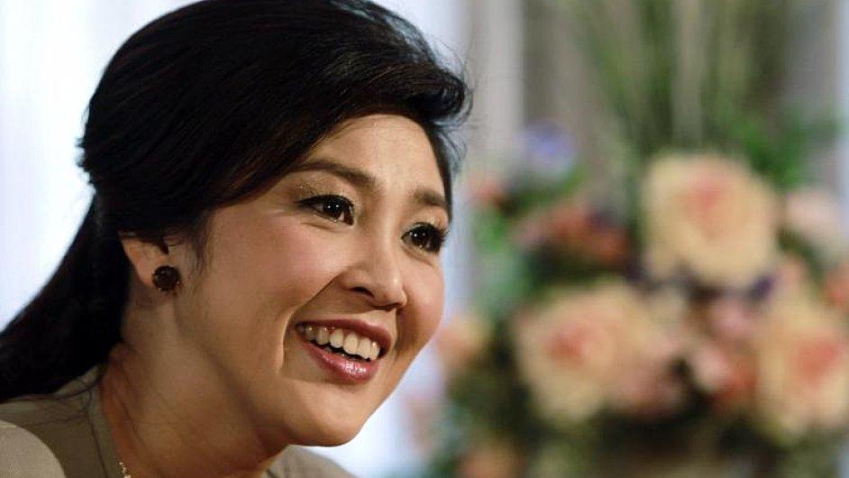 Jinglak Šinavatrová - bývalá thajská premiérka