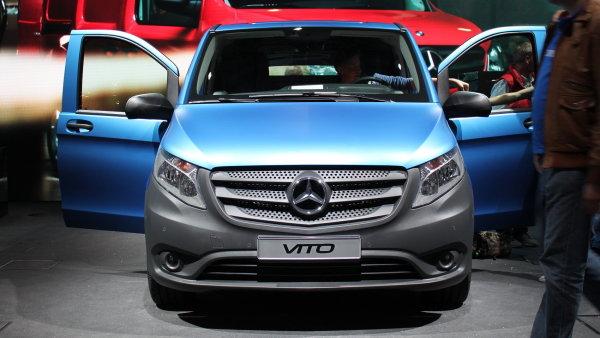 Hannover ovl�dly u�itkov� vozy. Novou dod�vku uk�zaly Hyundai i Mercedes