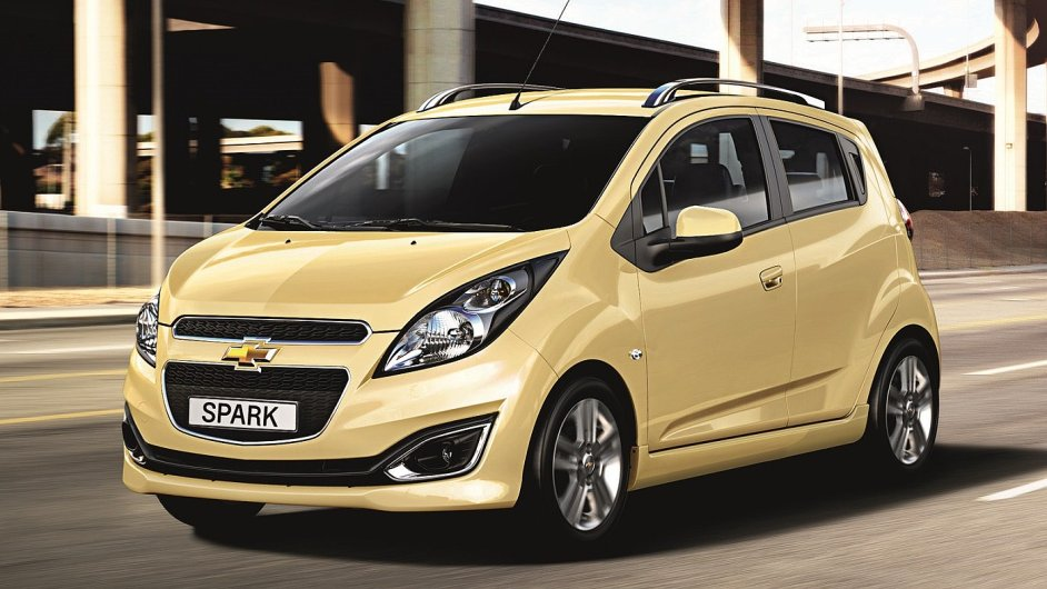 Chevrolet Spark (MY 2013)