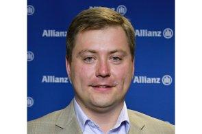 Petr Hrbáček, ředitel distribuce obchodu pojišťovny Allianz